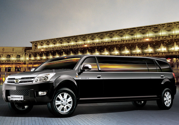 Great Wall Hover Pi Limousine
