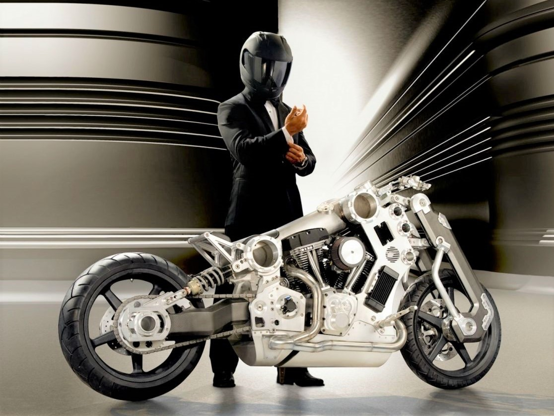 motor termahal di dunia Neiman Marcus Limited Edition Fighter