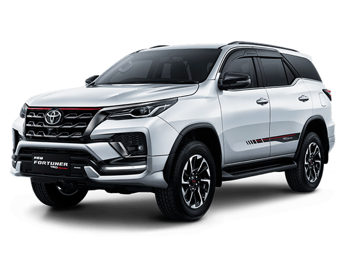 Toyota New Fortuner