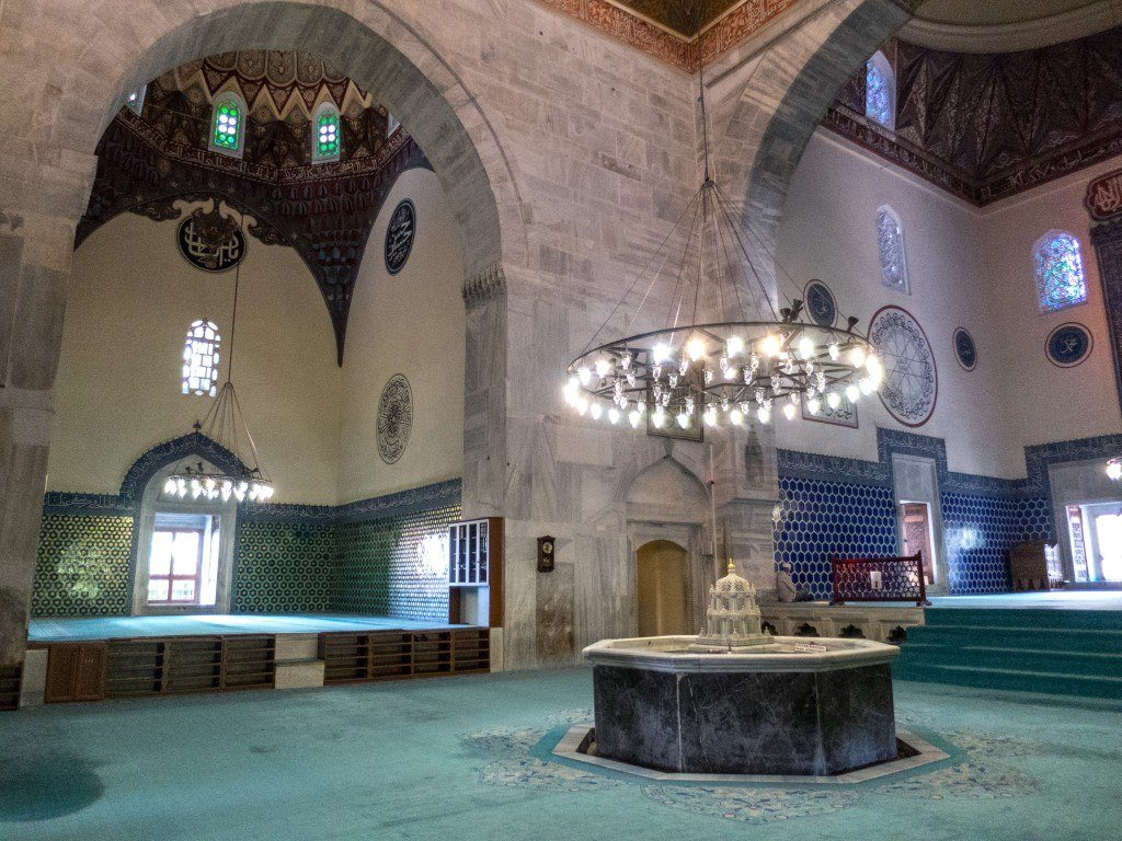 Green Mosque & Tomb
