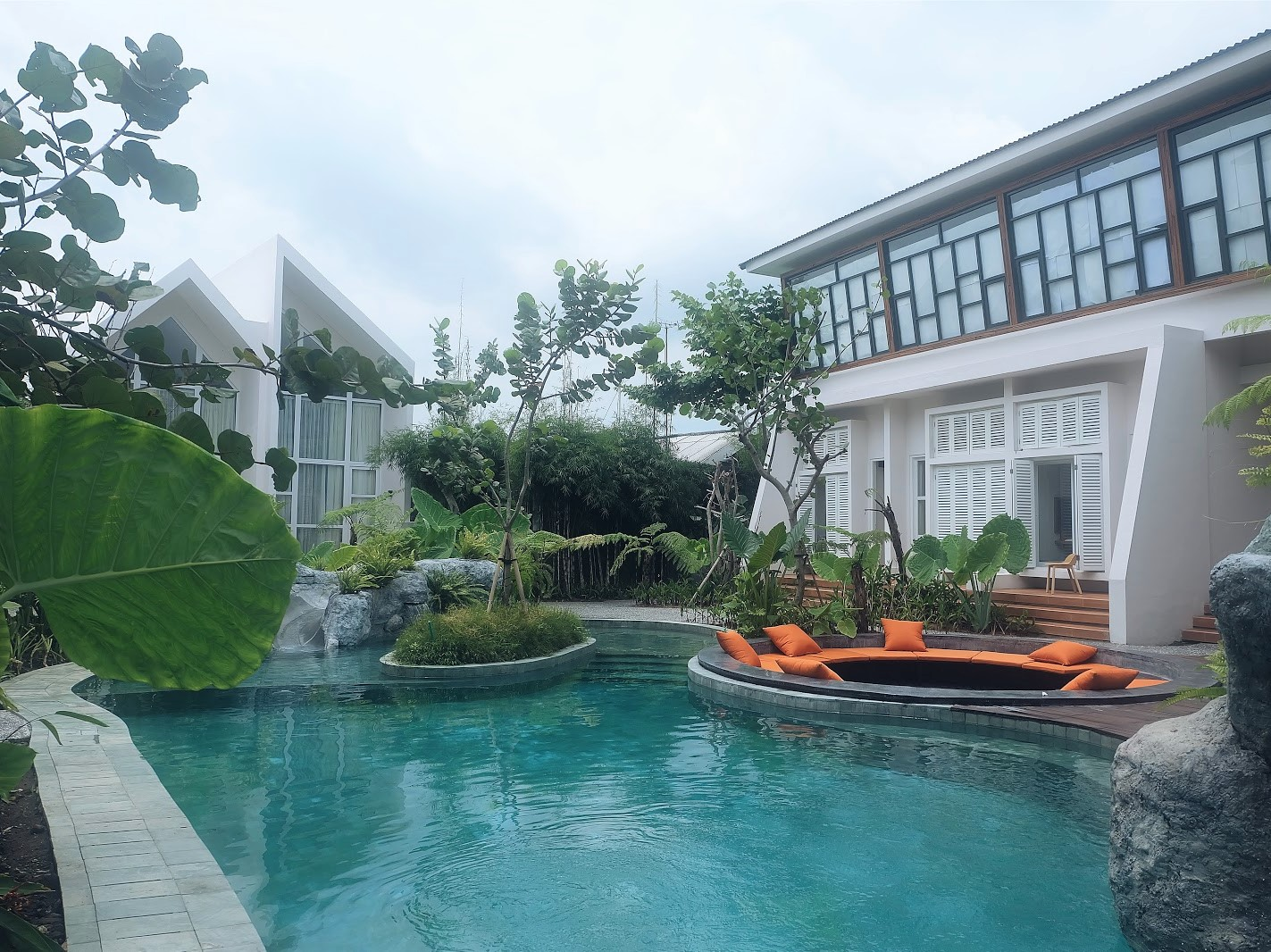 staycation jogja YATS Colony