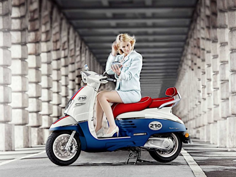 keunggulan vespa matic